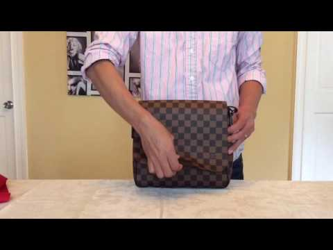 e7be8a05cd Ioffer 24 euro lv bag unboxing - With Loop Control - YouTube for ...