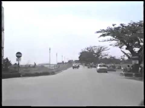 Driving test route during old Malacca days