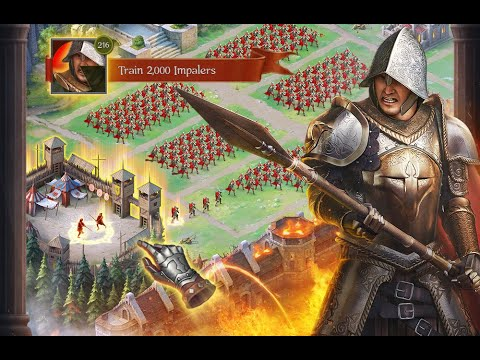 Hyperfarming In Detail Throne Kingdom At War Youtube