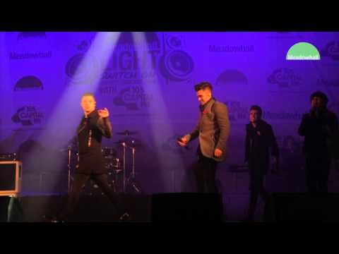 2014 Meadowhall and Capital FM Light Switch On Charity Concert
