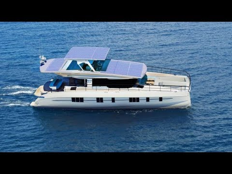 Solarwave 62 Zero Emission Luxury Yacht
