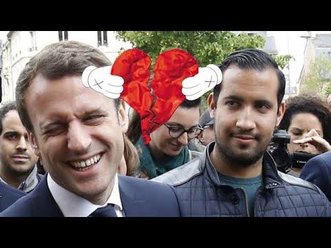 e16aea25499 Alexandre Benalla n a jamais été mon amant»   quand Macron répond ...