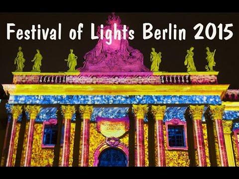 Festival of Lights Berlin 2015