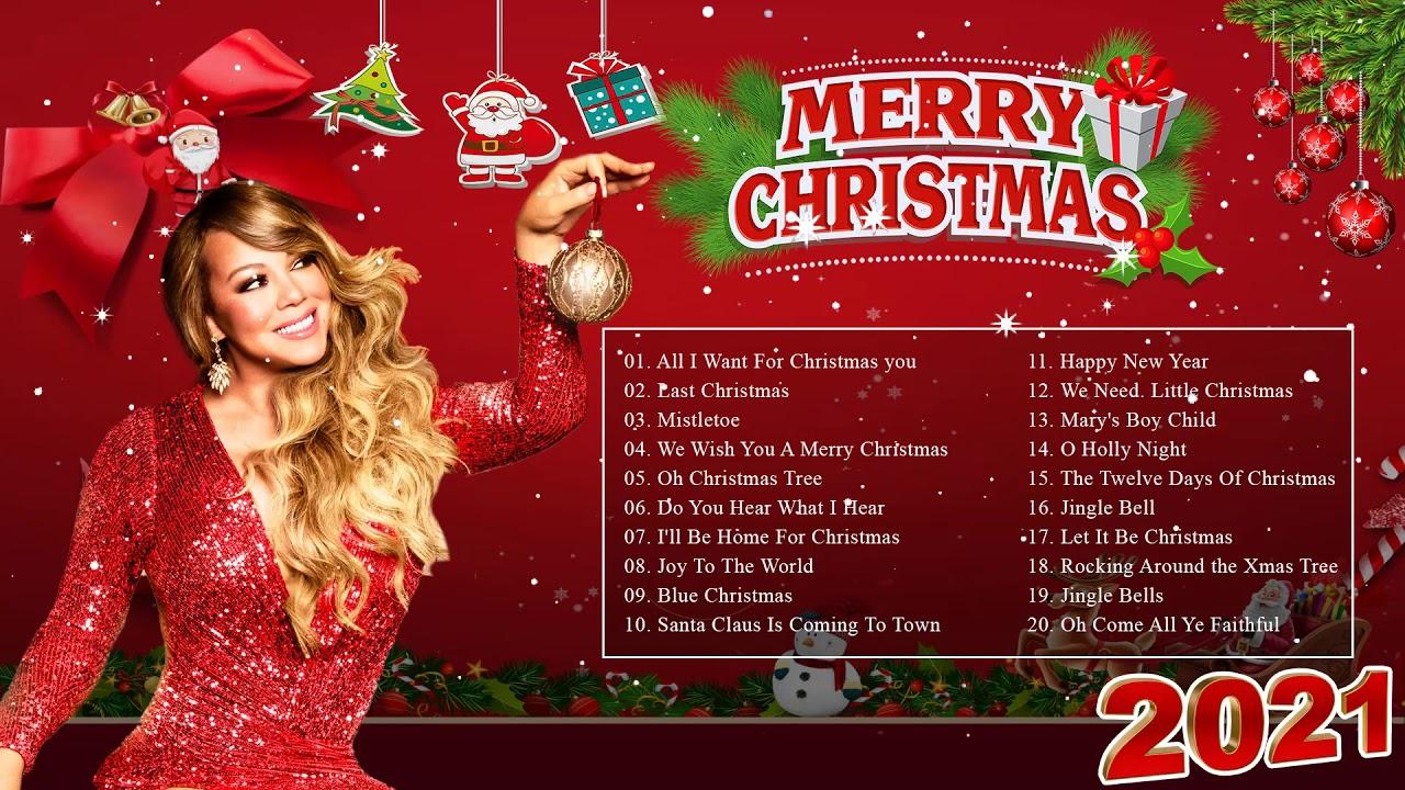 Mariah Carey Christmas Album 2021 Mariah Carey Christmas Songs 2021 Mariah Carey Best Album Christmas Songs Of All Time Youtube