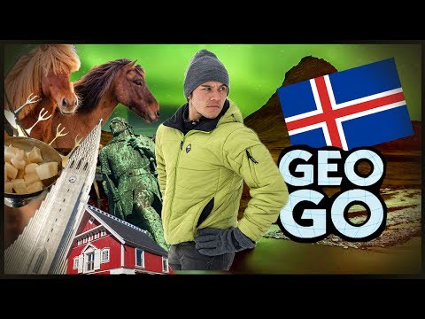 Geography Go! ICELAND (Geography Now!)