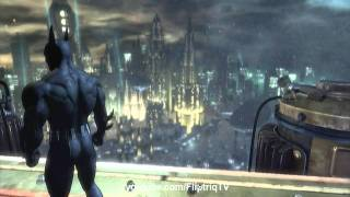 Gotham Base Jumper Achievement Guide - Batman: Arkham City