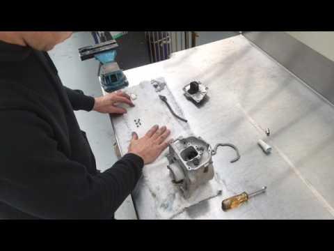 KTM 125- 200 '98-'15 Powervalve rebuild