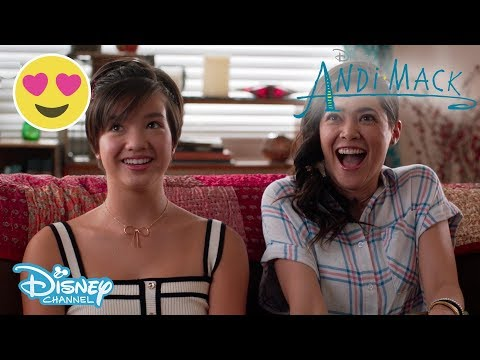 Andi Mack | SNEAK PEEK: Season 3 Episode 10 First 5 Minutes | Disney Channel UK