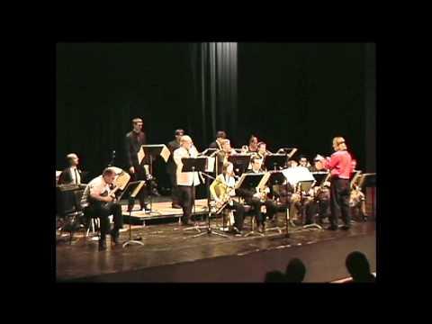 University of Wisconsin Jazz Band 2004 Concert