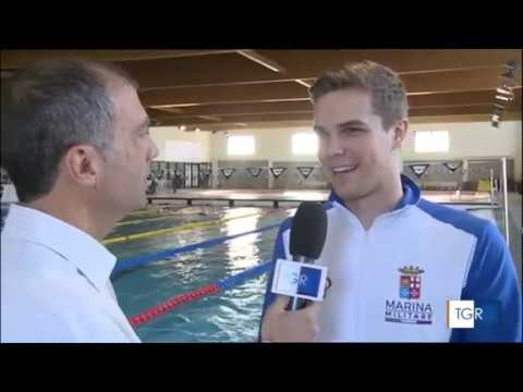 Intervista di RaiSport ad Alessio Proietti Colonna!