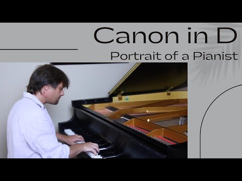 Canon in D & Ode to Joy - Contemporary Classical Piano Arrangement by David Hicken