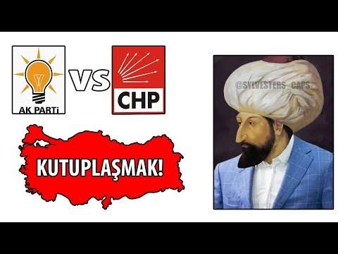 Kutuplaşan Millet Türkiye