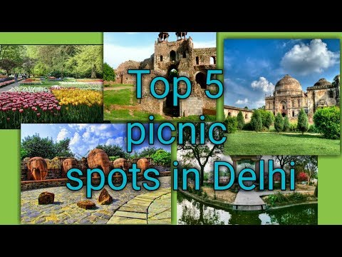 Top 5 picnic spots in Delhi