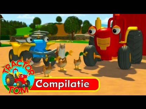 Tractor Tom - Compilatie 4 (Nederlands)