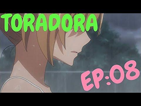 Blind Reaction | Toradora Episode 8 | Redirect