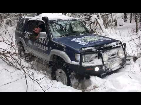 Безобидные покатушки привели к смерти АКПП на Toyota Hilux Surf 185