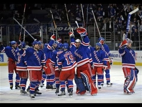 NY Rangers 2013-14 Eastern Conference Champs (Full Season) Tribute