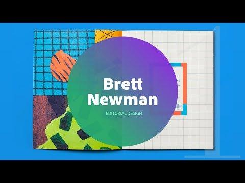 Live Editorial Design with Brett Newman  1 of 3