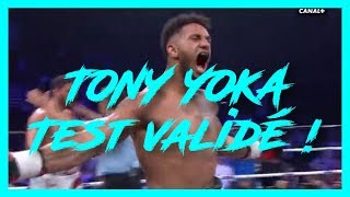 TONY YOKA - TEST VALIDÉ CONTRE DAVID ALLEN!