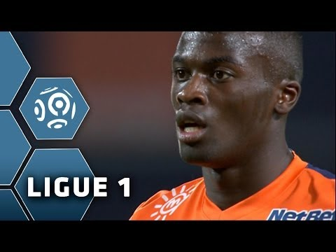 But M Baye NIANG (69') - Montpellier Hérault SC-AS Monaco FC (1-1) - 10/01/14