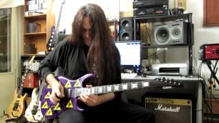 Guitar videos - DANIELE LIVERANI - Mysterious Impulse