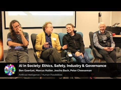 AI in Society – Ethics, Safety, Industry & Governance