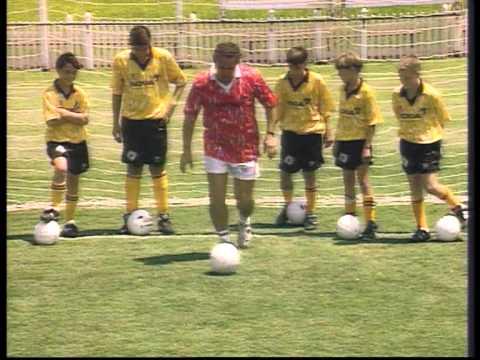 A Soccer Skills Training Video - Part 1