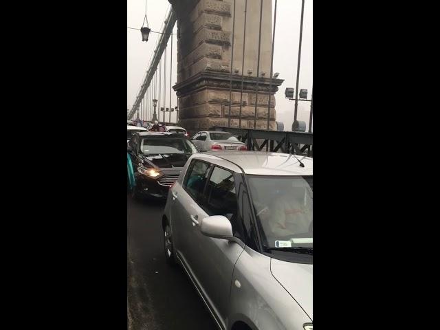 Lánchíd blokád 2019.02.10. | Vadhajtasok.hu