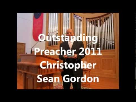 "Christopher S. Gordon - ""Access Granted"" - Sermon"