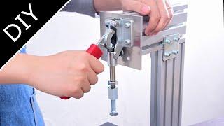 Simple DIY Hand Press
