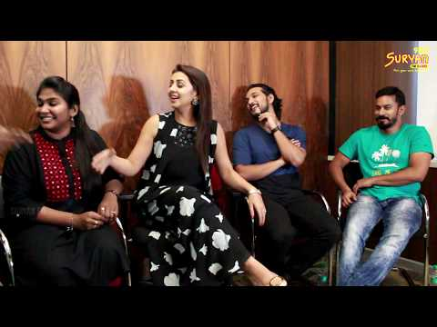 Fun chat with Hara Hara Mahadevaki team | Nikki Galrani | Gautham Karthik | Sathish | Karunakaran