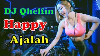 Download Mp3 Dj Qhelfin - Happy Ajalah Ft. Gafar  Dj Echo Remix