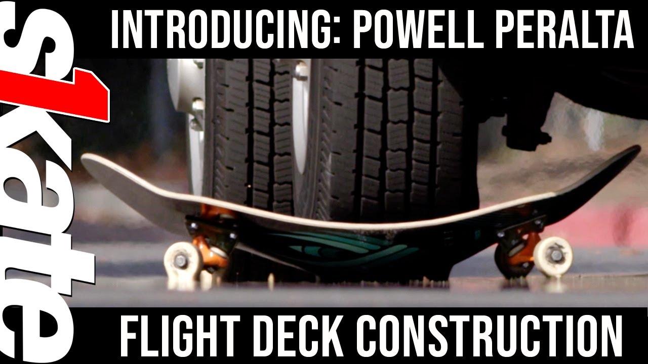 Flight Deck Construction - Powell-Peralta®