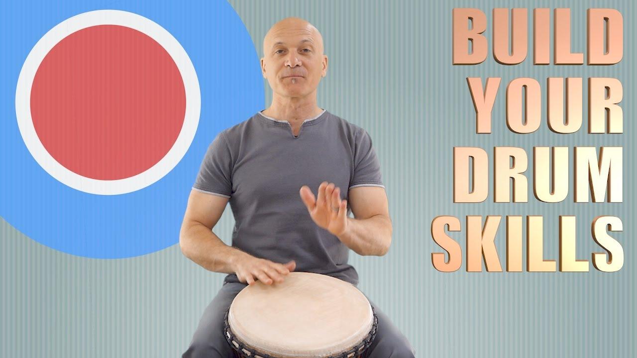 Download BUILD YOUR DRUM SKILLS
