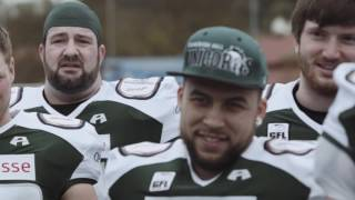 American football in Germany - Where It All Started