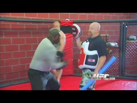UFC 118: James Toney Interview