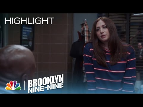 Gina Comes Back From Parental Leave  Season 5 Ep. 11  BROOKLYN NINENINE