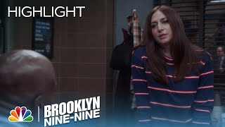 Gina Comes Back From Parental Leave | Season 5 Ep. 11 | BROOKLYN NINE-NINE