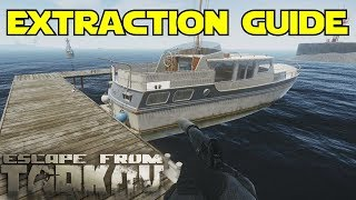 New Extraction Guide Escape From Tarkov