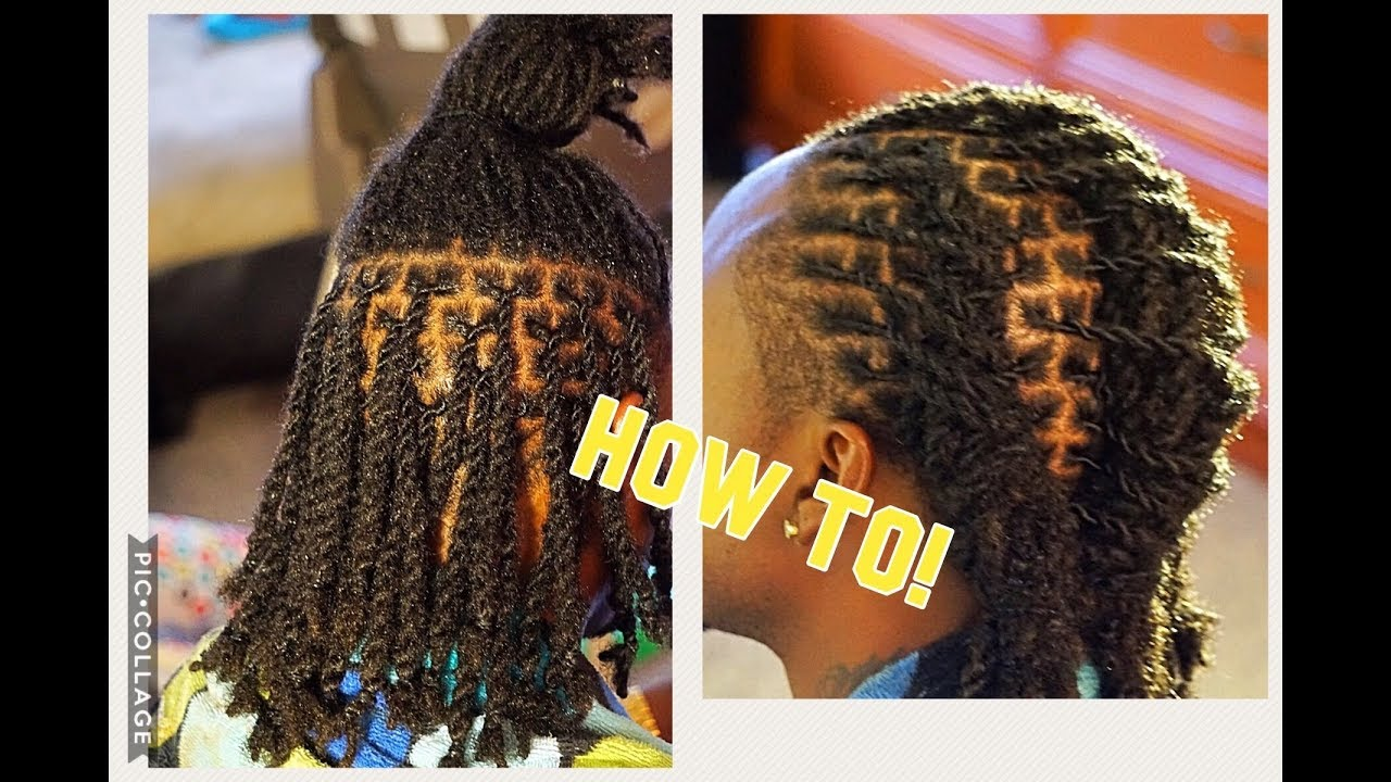 How To Retwist Amp Style 3 In 1 2 Stranded Twists Youtube
