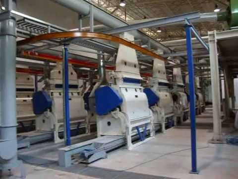 COTTONSEED PROCESSING OIL MILL PLANT IN TURKMENISTAN Keller & Vardarci Ind. Ltd.