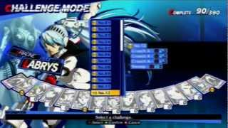 Persona 4 Arena: Labrys Challenge #30