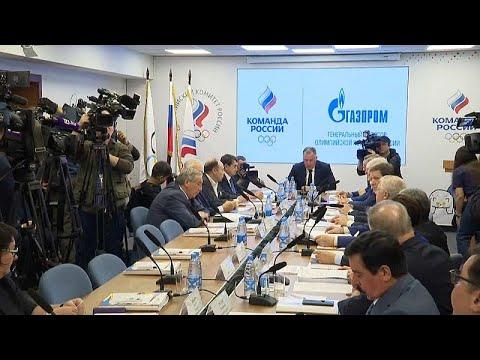 Rússia contesta suspensão de quatro anos por `doping`