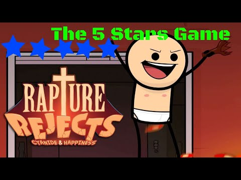 Rapture Rejects- (Cyanide and Happiness) - The Five Star Game |