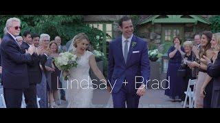 Lindsay + Brad // Willowdale Estate // Massachusetts Wedding Film