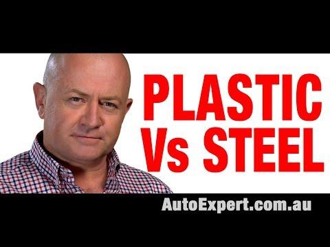 Plastic Vs Steel Fuel Tank - What's Best? | Auto Expert John Cadogan | Australia