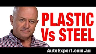 Plastic Vs Steel Fuel Tank - What