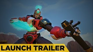 Rising Thunder: Community Edition - Launch Trailer (Community made)