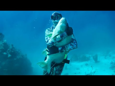 SPEARFISHING Highlights With The Salt Life Team!