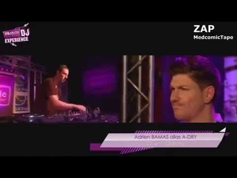 Med Comic Tape - Grand Zapping Du M6 DJ Experience